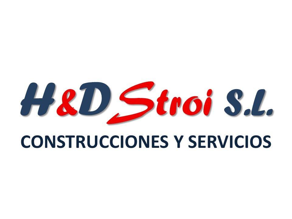 Logo H&D Stroi, Construcciones, reformas y servicios