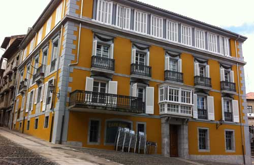 Rehabilitación de fachadas Cantabria y Bizkaia